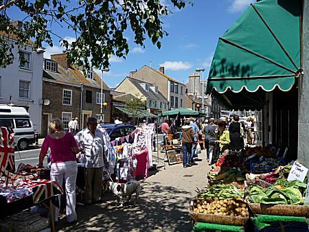 Bridport Market