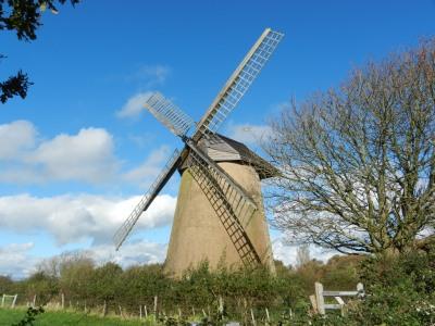 Bembridge Windmill Building