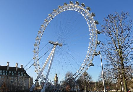 London Eye, London Borough of Lambeth