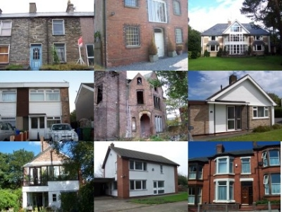 Properties surveyed by Graham Shone