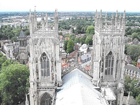 York Minster Cathedral Building