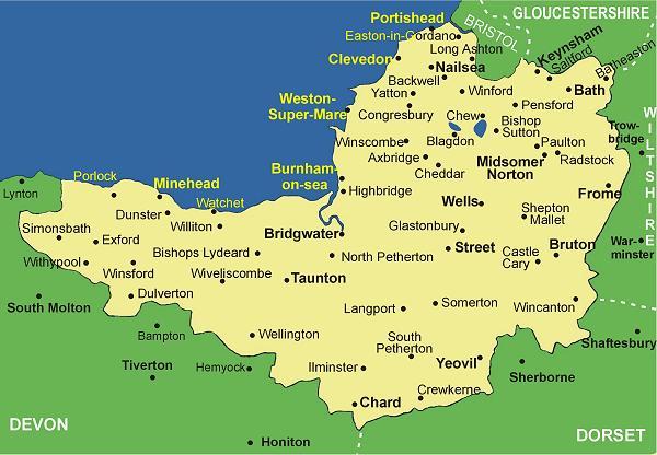 Somerset_map