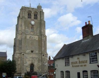 Beccles, Suffolk