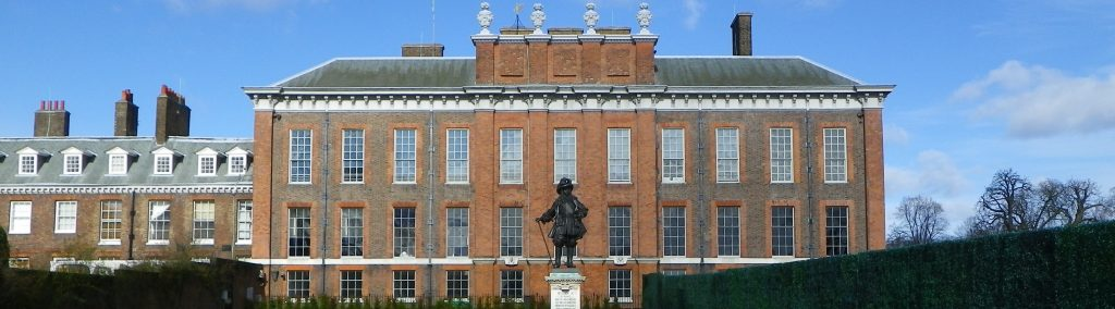 Kensington Palace, London - Britain's priciest street