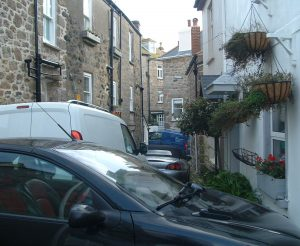 Parking is just one of the issues in St Ives