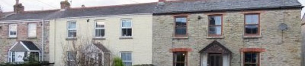 Party Wall properties in Cornwall