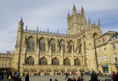 Bath Cathedral Building
