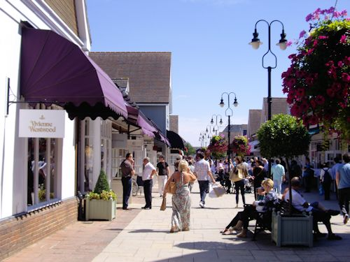 high street shops could be affected by business rate changes