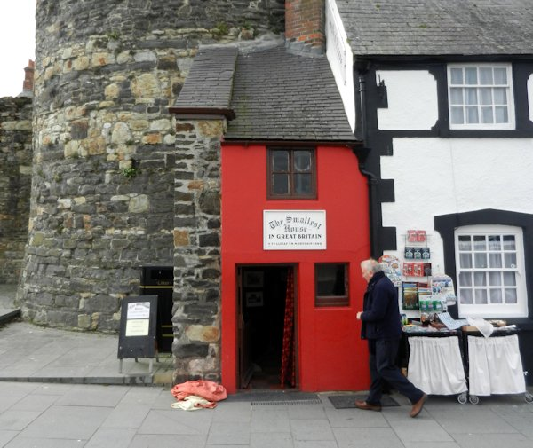 Britain's smallest house - are we all heading this way?
