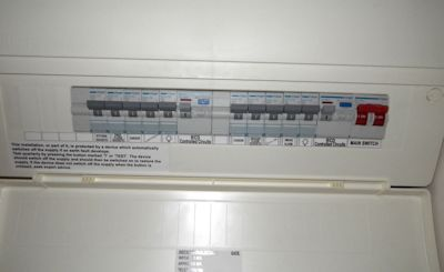 A modern consumer unit - why are your energy prices climbing?