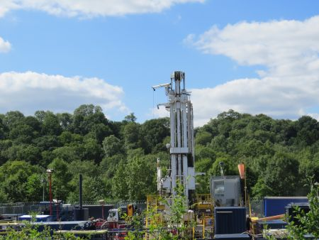Secret report finally publishing, showing fracking's possible impact on house prices