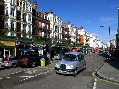 high street example