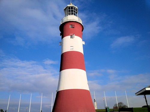 tycoon builds lighthouse on her land without permission