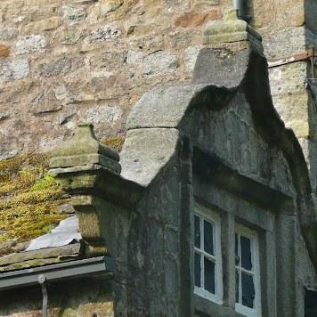 Aged Stonework