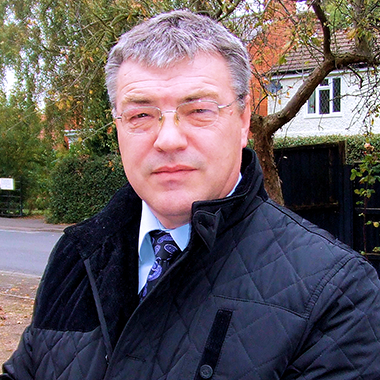 Phil Routledge, Member of the Royal Institution of Chartered Surveyors