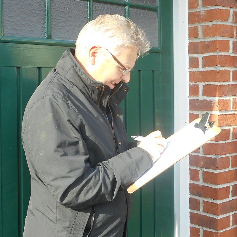 Chris Newman, Chartered Building Surveyor