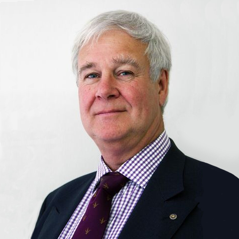 Martin Pendered, Fellow of the Royal Institution of Chartered Surveyors
