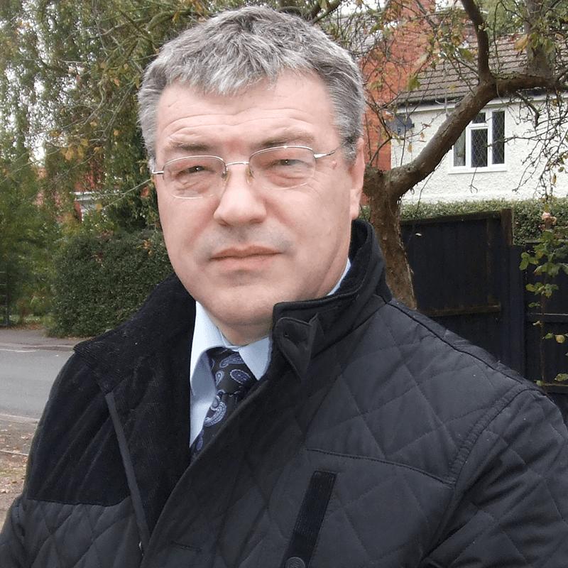 Phil Routledge MRICS Reg Val