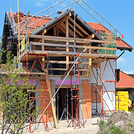 Building regulations advice on all types of building project