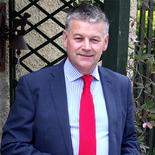 Ian Dony, Member of the Royal Institution of Chartered Surveyors
