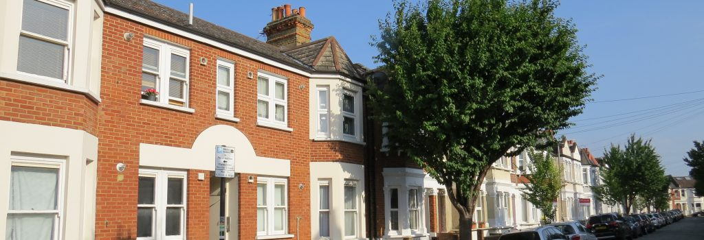 These terraced properties in Wandsworth typically reach £1m