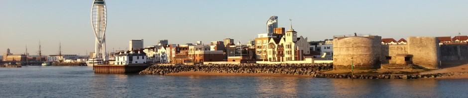Portsmouth waterside