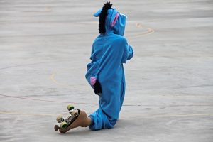 "Chartered Surveyor Valuer, Eeyore, praying for guidance after a ""skate by"""