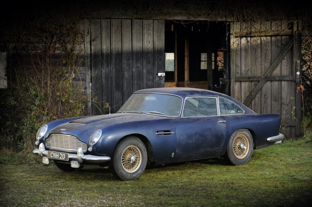 Aston Martin - Up for Auction