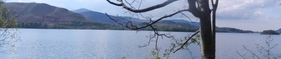 Derwent Water nr. 'Saddleback' Mountain