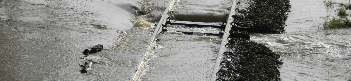Homes damaged by floods UK