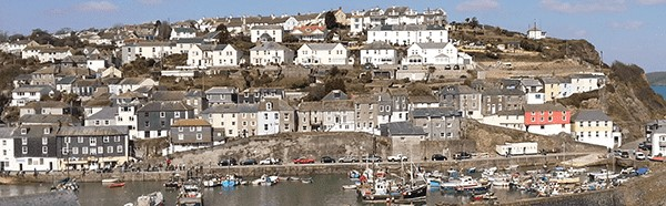 Holiday Homes in Mevagissey Harbour, Cornwall