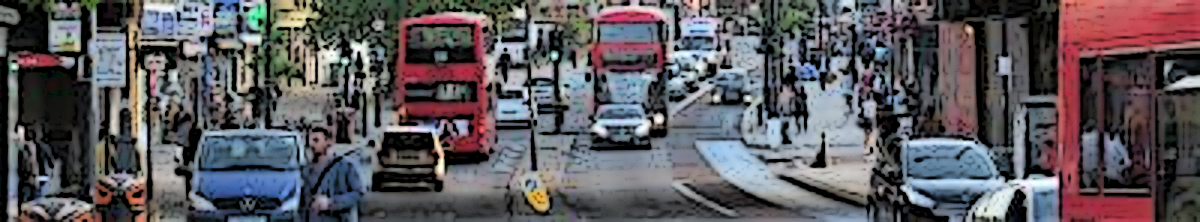 London high street property