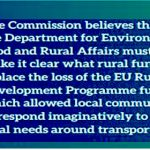 Rural Commission report on Yorkshire