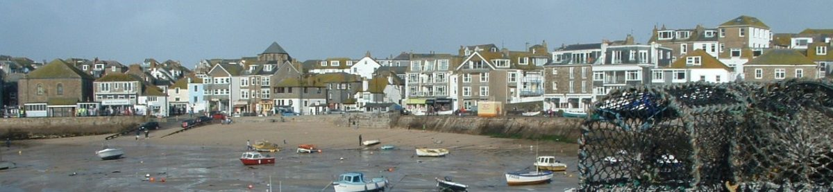 St Ives in cornwall is overrun with second homes and holiday lets