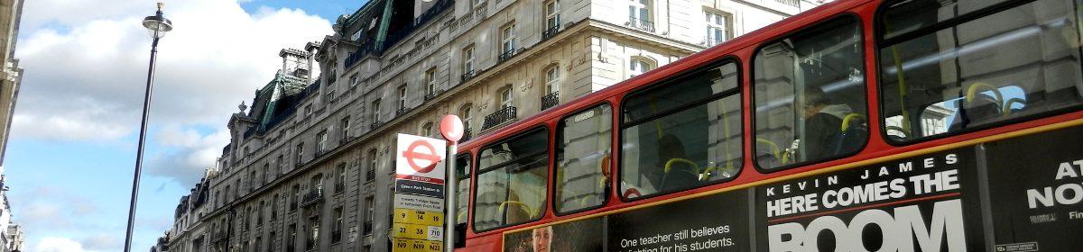 Buildings in Westminster, London