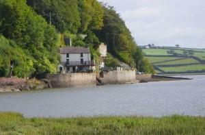 boathouse turbine site
