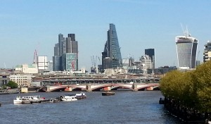 city of london infrastructure