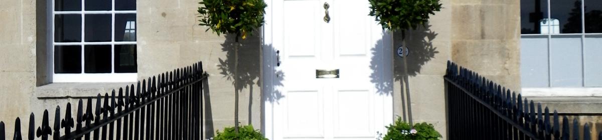 door to your new home