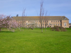 Building on Exeter Uni's green campus