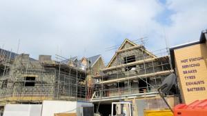 Construction market slows