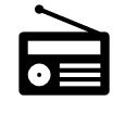 battery powered home radio