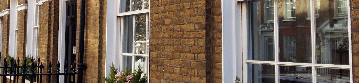 terraced houses London