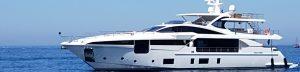 yacht to access community pub building