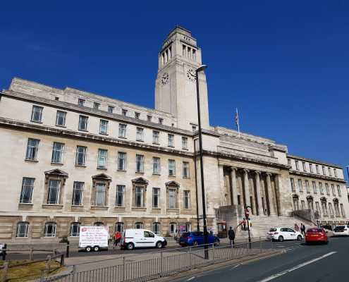 Leeds University Parkinson Building