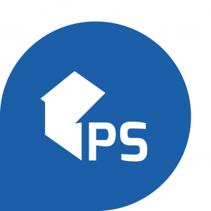Property-surveying logo