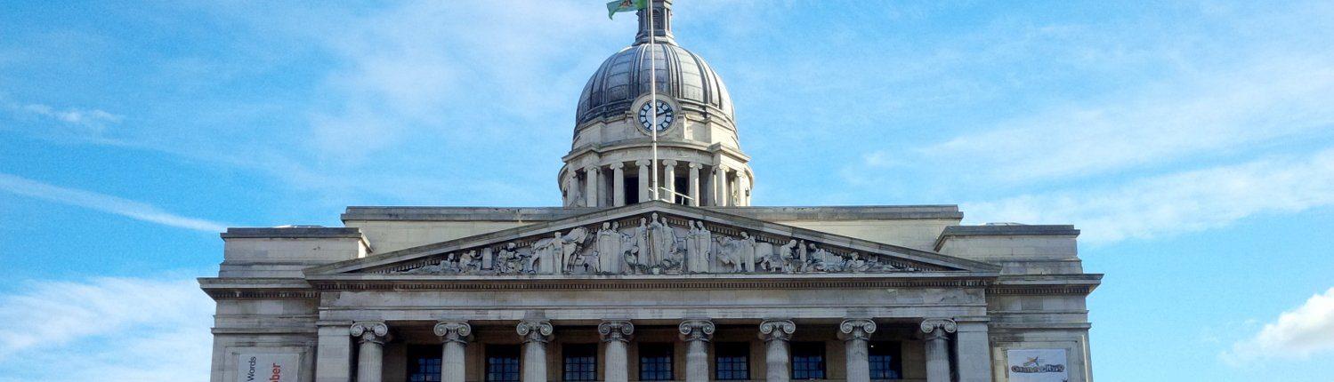 Nottingham City Hall