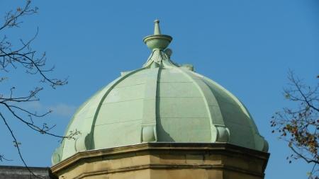 Alnwick dome building