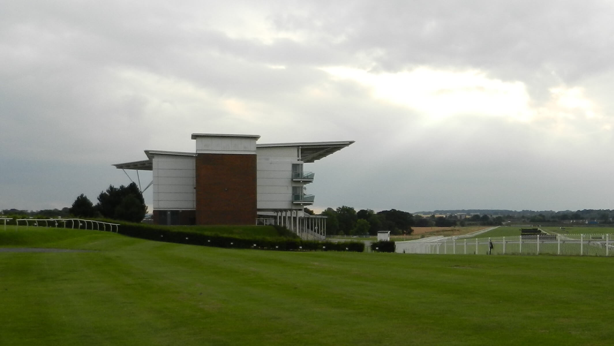 Wetherby home straight