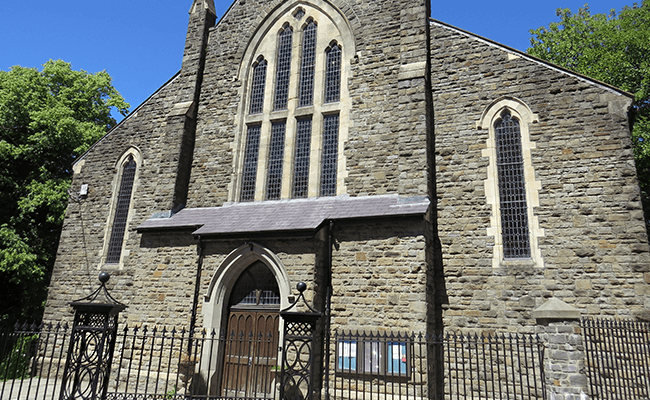 Abertillery Church