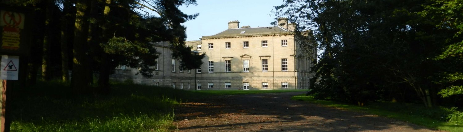 Building at Belford Hall